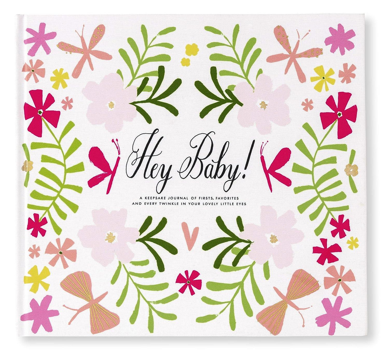 Kate Spade New York First Year Baby Keepsake Book Dancing Stars
