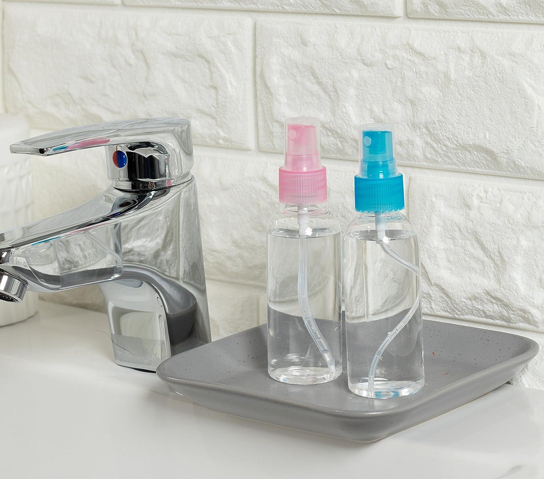 d74ba338f0c0 Juvale Fine Mist Mini Spray Bottles Atomizer Pumps Essential Oils ...