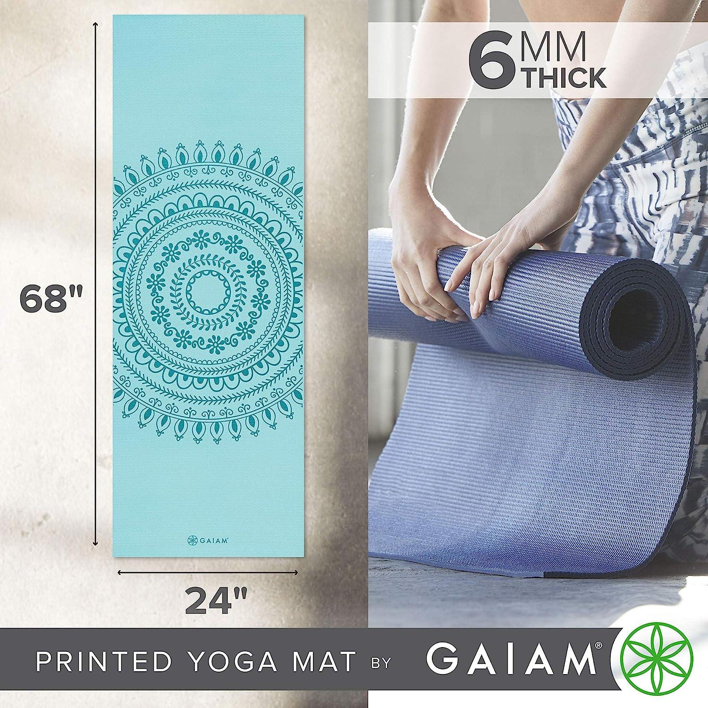 Estera para Yoga Antideslizante Gaiam