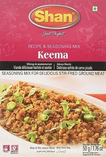 Shan Keema Curry Mix - 50g