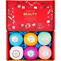 6-Pc Full Light Tech Bath Bombs Gift Set