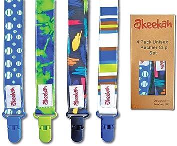 Flash venta | chupete clip 4 unidades para niños por akeekah ...