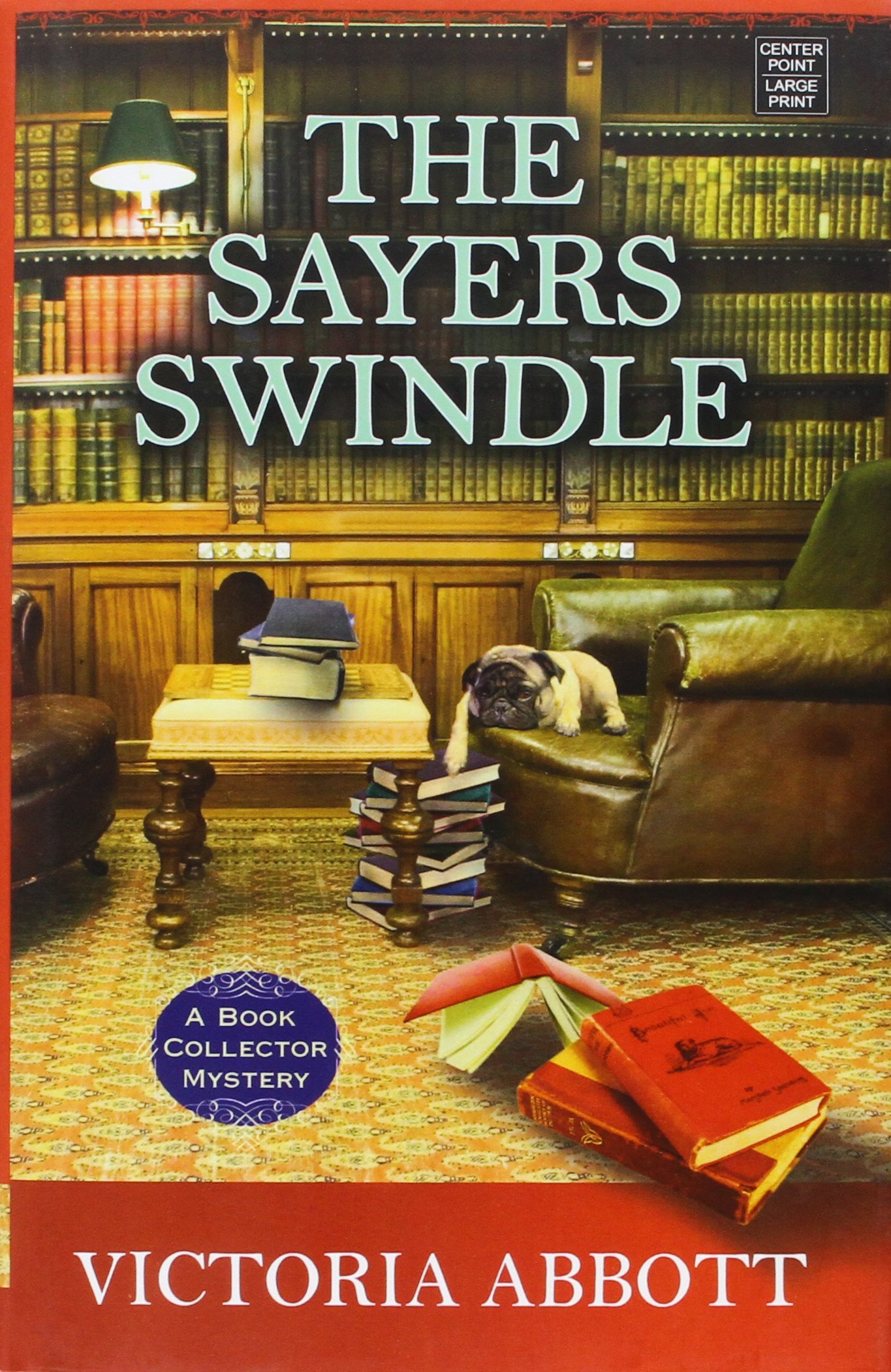 The Sayers Swindle (A Book Collector Mystery) ebook