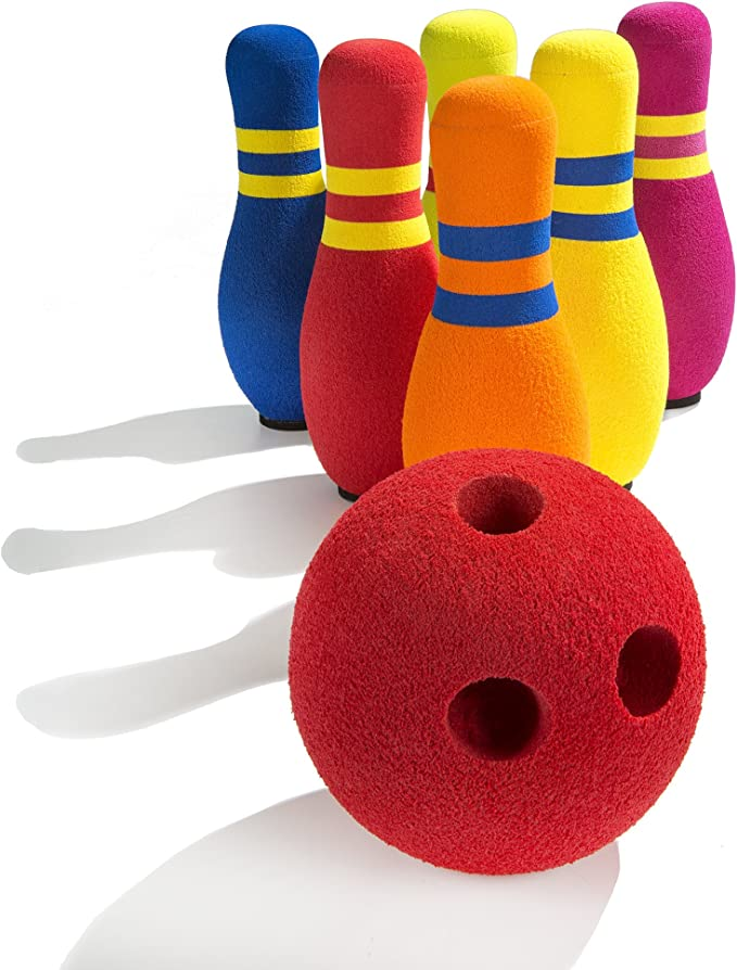 Kidoozie Bowling Set