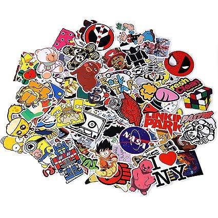 Love sticker pack 100 pcssecret garden sticker decals vinyls for laptop kids