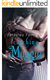 Catching Maggie (Men of Baseball Book 2)