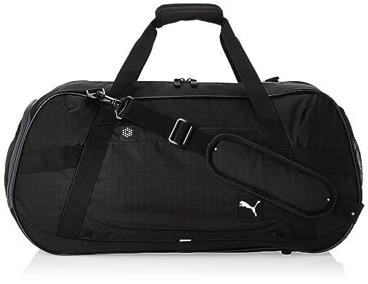 4b60c445c0 Puma Golf Tournament Duffle Holdall Bag 073995 - Black  Amazon.com.au   Fashion