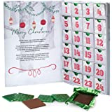 Oh! Nuts Milk Chocolate Advent Calendar 2020 – Fun Christmas Countdown – Thanksgiving Gifts for Kids, Teens, Girls, Boys…