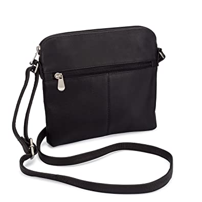 Le Donne Leather Caspian Crossbody  Handbags  Amazon.com fec1e1725f472