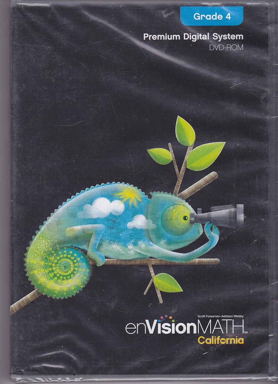 Workbooks envision math grade 5 workbook online : Amazon.com: enVision Math California Grade 4