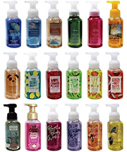 Bath & Body Works Assorted 5 Pack Gentle Foaming Hand Soap