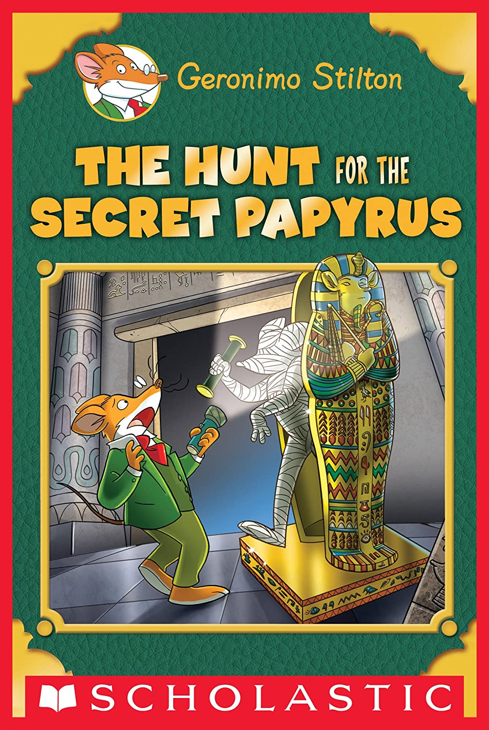 The Hunt for the Secret Papyrus (Geronimo Stilton: Special Edition ...