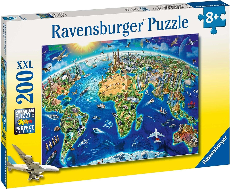 Ravensburger- Puzzle 200 Piezas, Multicolor (1) , color/modelo ...