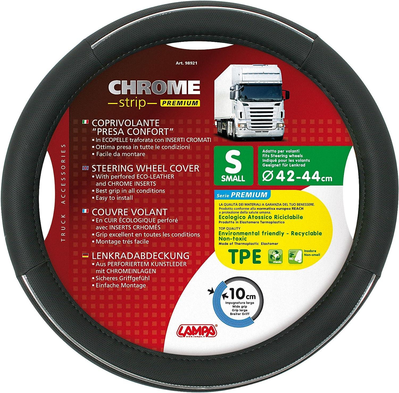 Lampa 98921/Lenkradbezug Crome Strip Premium S
