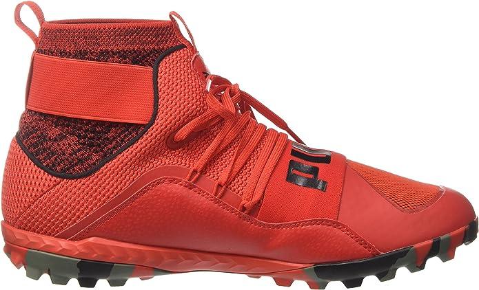 Puma 365 Ignite High ST Turf Astro Football Boots Puma Black
