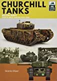 Churchill Tanks: British Army, North-west Europe 1944-45 (TankCraft)