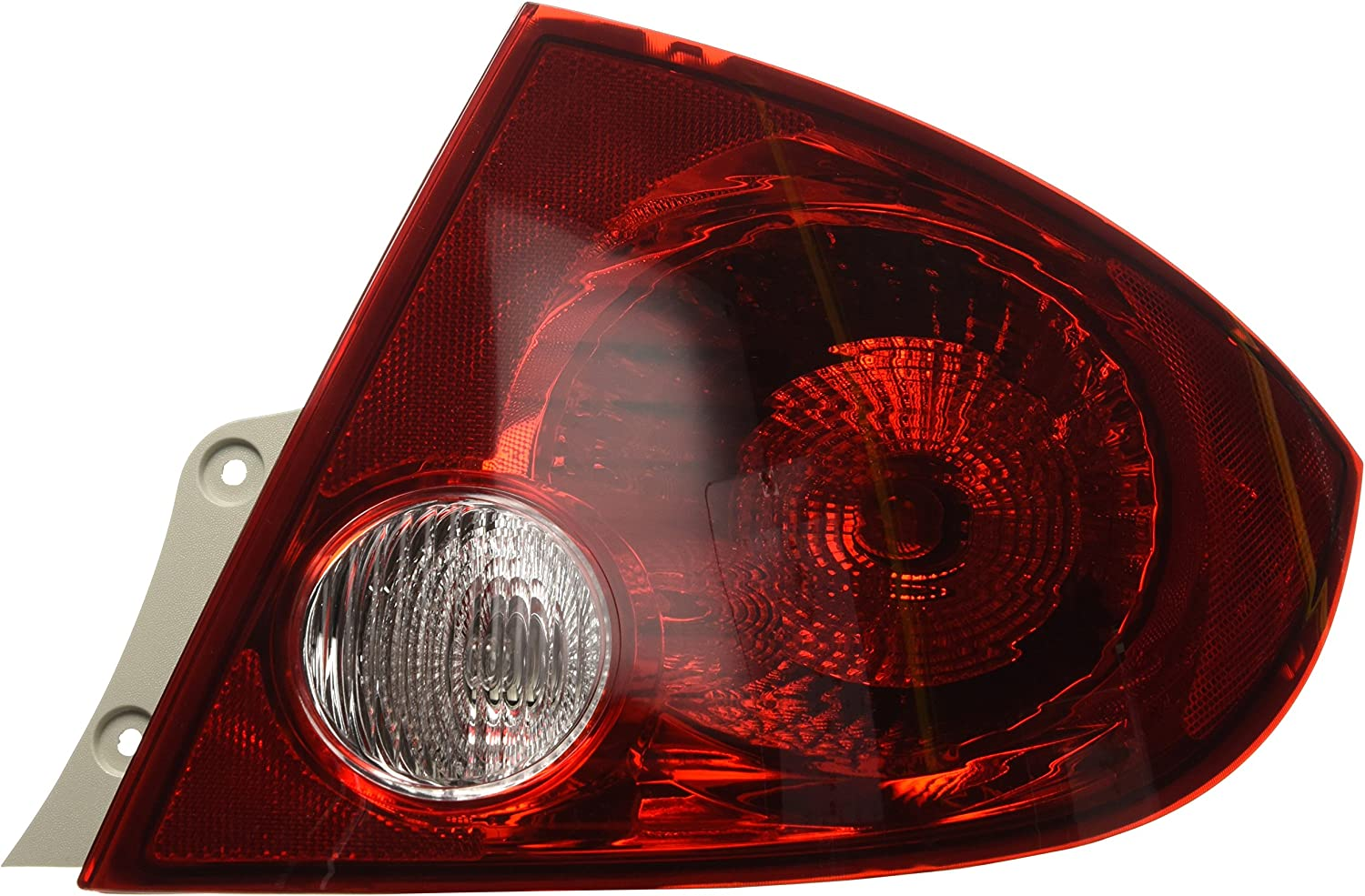 TYC 11-6127-00 Chevrolet Cobalt Passenger Side Replacement Tail Light Assembly
