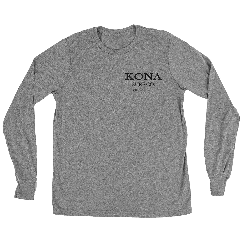 KONA SURF CO Original Sun Boys LS Shirt