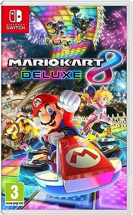 Mario Kart 8 Deluxe Nintendo Switch Amazon Co Uk Pc