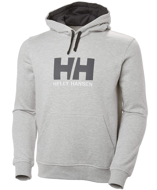 TALLA XL. Helly Hansen HH Logo Hoodie Sudadera con Capucha, Hombre
