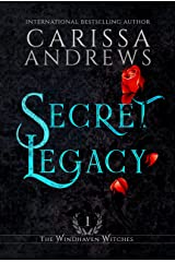 Secret Legacy: A Supernatural Ghost Series (The Windhaven Witches Book 1) Kindle Edition