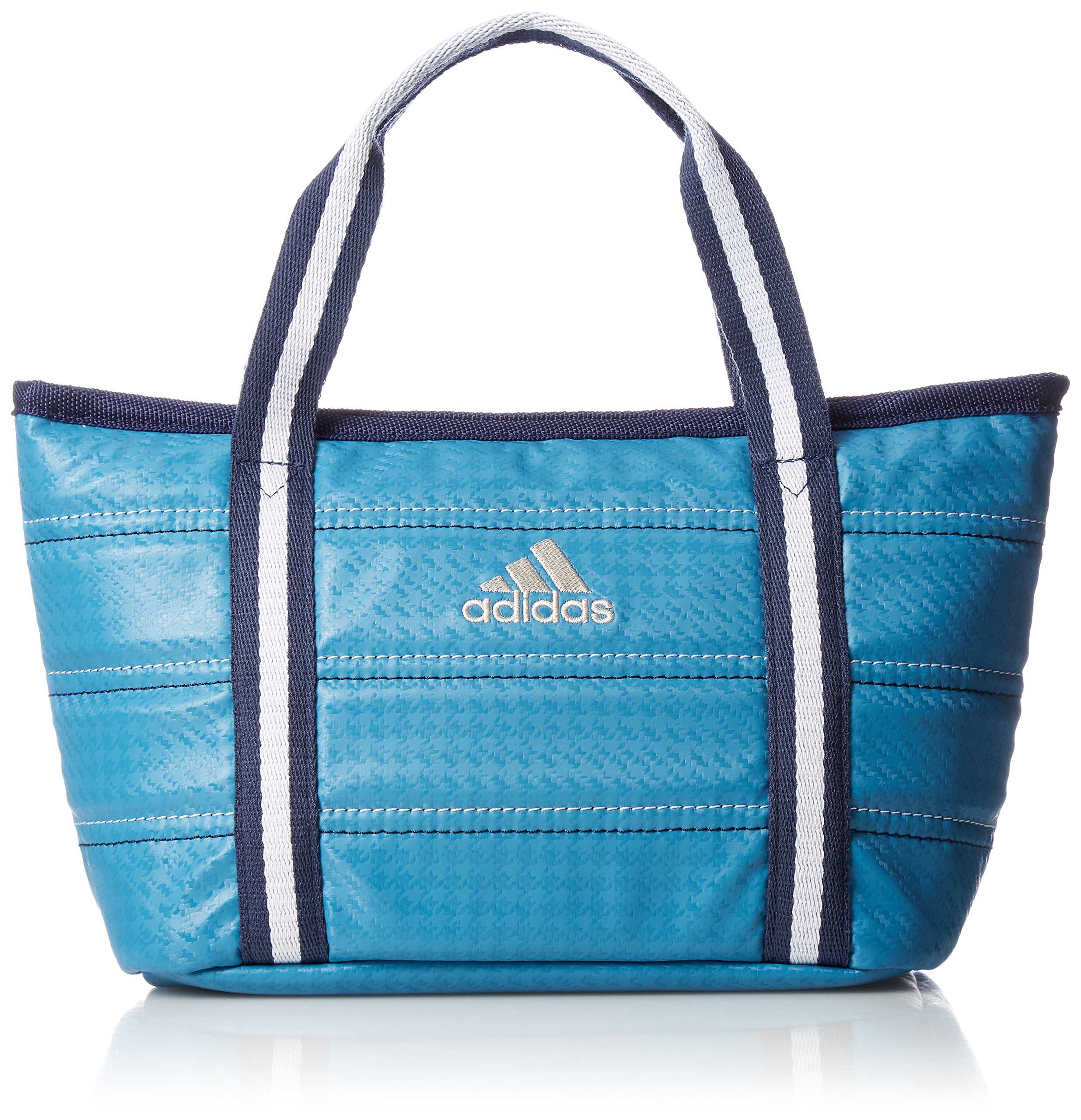 [Adidas Golf] Round Tote Bag L23 × W18 × H13cm AWT 28 A 92427 Tactile Steel