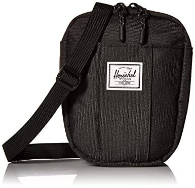 e3f9eac516ca Amazon.com: Herschel Cruz Cross Body Bag, Black, One Size