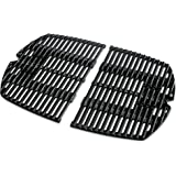 Weber-Stephen Products 7645  Porcelain-Enameled Cast-Iron Cooking Grates