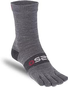 OS2O Calcetines de Dedos Lana Merina (Pack x 3) (S (36-39)): Amazon.es: Deportes y aire libre