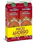 Alvalle Gazpacho Original - Paquette de 2 x 1 L - Total: 2 L