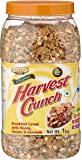 Express Foods Harvest Crunch Breakfast Cereal, No Added Sugar Jar, 1kg