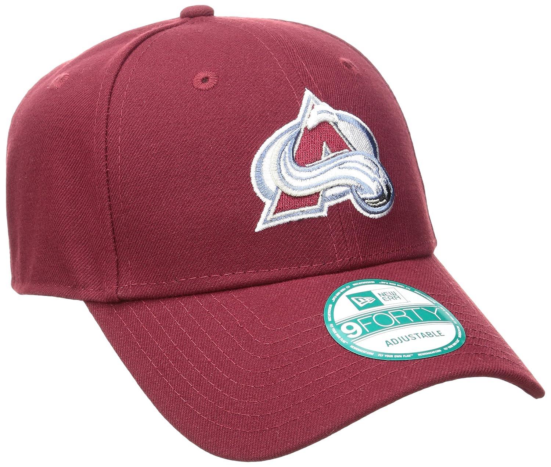 New Era The League Colorado Avalanche Team - Schirmmütze für Herren, Farbe Mehrfarbig, Größe OSFA Größe OSFA 10301760