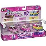 Cutie Car Spk Season 1 Bumper Bakery 3 Pack