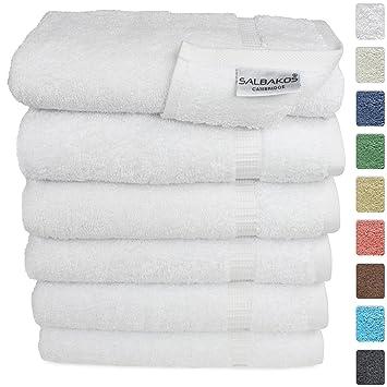 Turkish Luxury Hotel  amp  Spa 16 amp quot x30 amp quot  Hand Towel Set of 6 Turkish Cotton. Amazon com  Turkish Luxury Hotel  amp  Spa 16 quot x30 quot  Hand Towel Set of 6