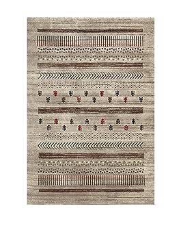 Nazar 81870 Ethno 818 Tapis Ethnique A Motif Materiel Synthetique