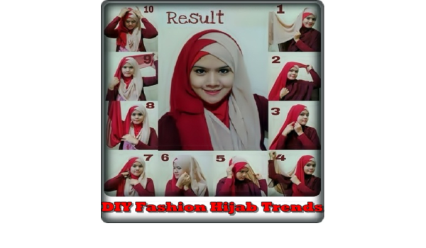 Amazon Com Diy Tutorial Hijab Trends Appstore For Android