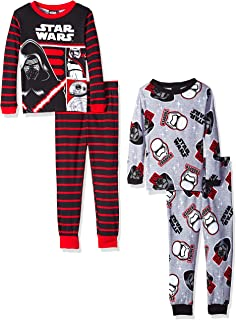 Star Wars Boys Cotton Pajama Set, ...