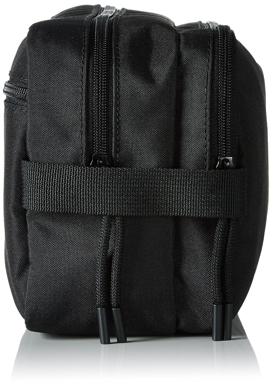 Uomo it 17 Amazon Scarpe borse e cM 11 Organizer x NH1827NE Black Nero Lacoste 26 Borsa 5 x pqUwtZ6