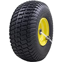 """Marastar Front Tire Assembly Replacement, 15"""" x 6"""""""