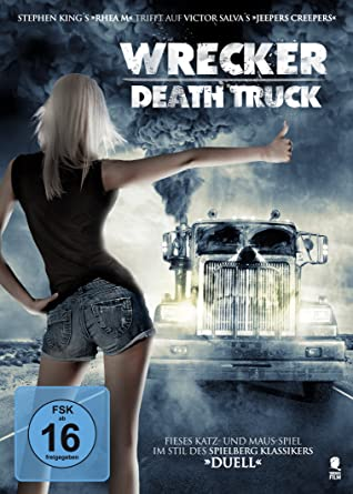 Wrecker - Death Truck: Amazon co uk: DVD & Blu-ray