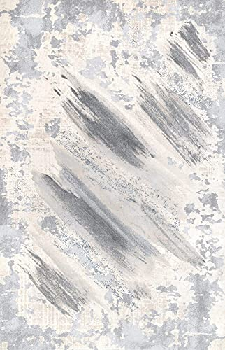 nuLOOM Chroma Abstract Area Rug, 8 x 10 , Grey
