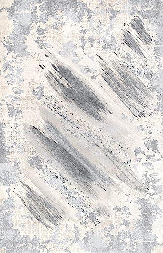nuLOOM Chroma Abstract Area Rug, 5 x 8 , Grey
