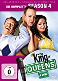 The King of Queens - Season 4 - Remastered [4 DVDs]