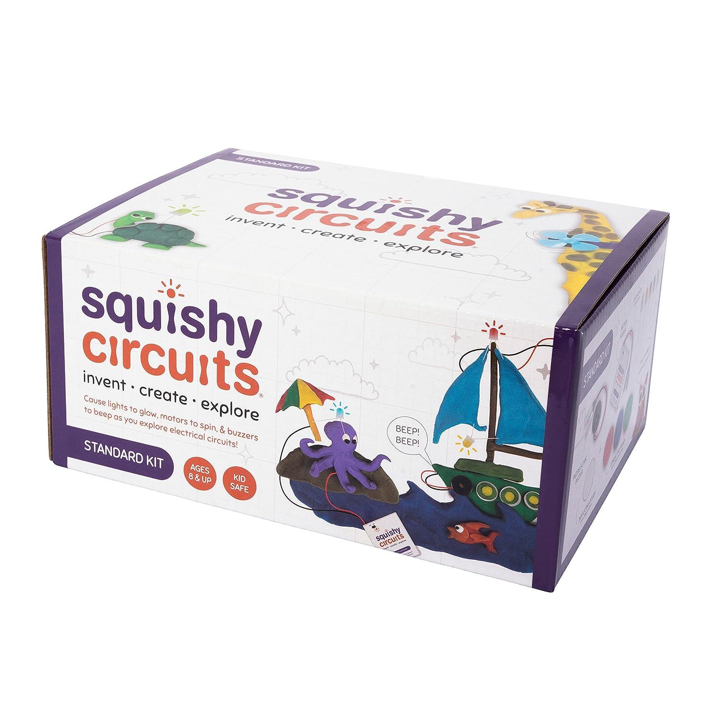 Amazon.com: Squishy Circuits Standard Kit: Toys & Games