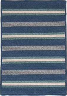 product image for Colonial Mills Salisbury Rug, 12 by 15-Feet, Denim