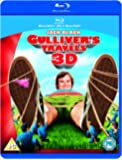 Gulliver's Travels (Blu-ray 3D + Blu-ray) [Region B & C]