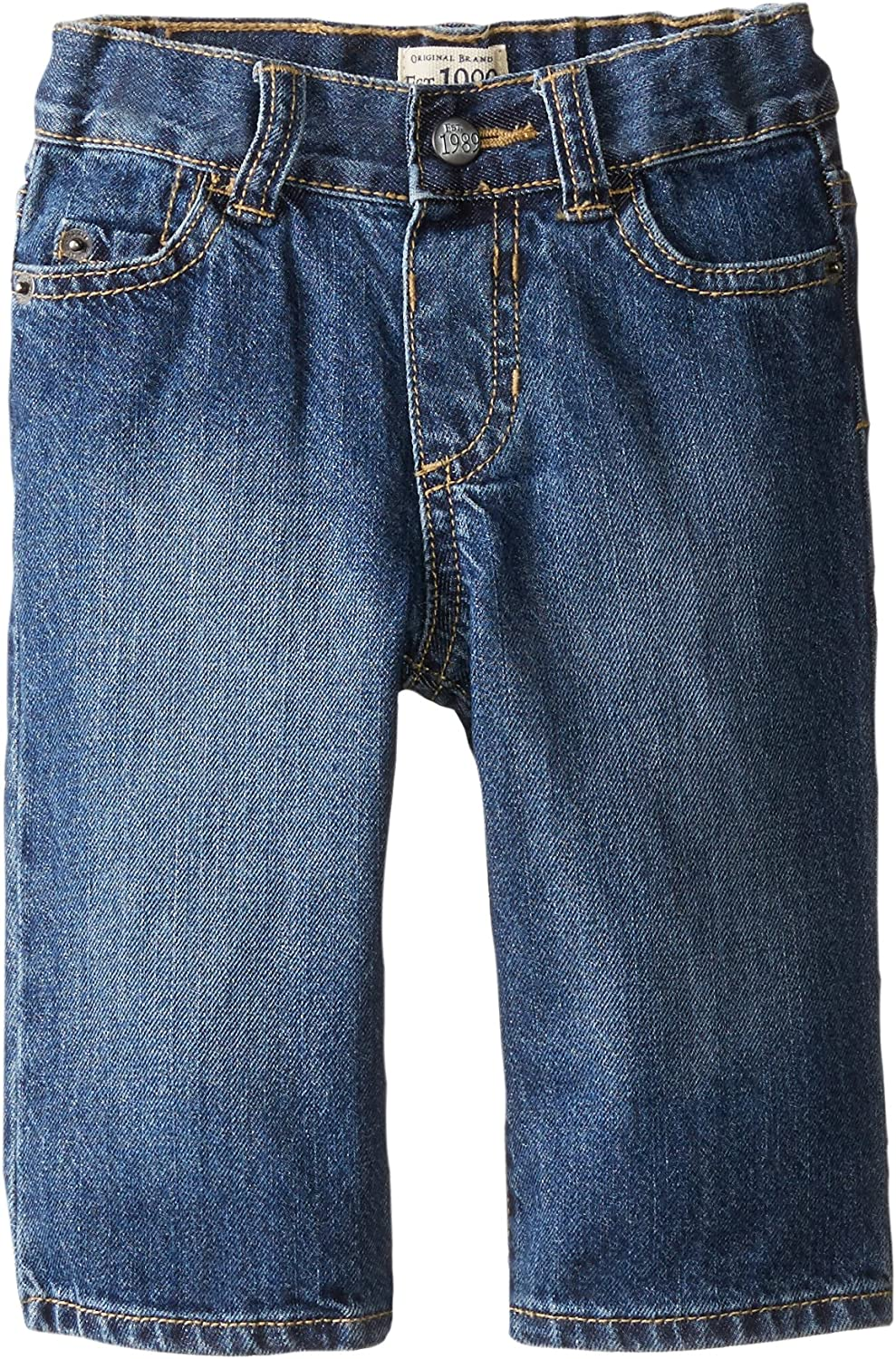 The Children's Place Baby-Boys Infant Medium Classic Wash Denim, Medium Classic Wash, 18-24 Months: Clothing