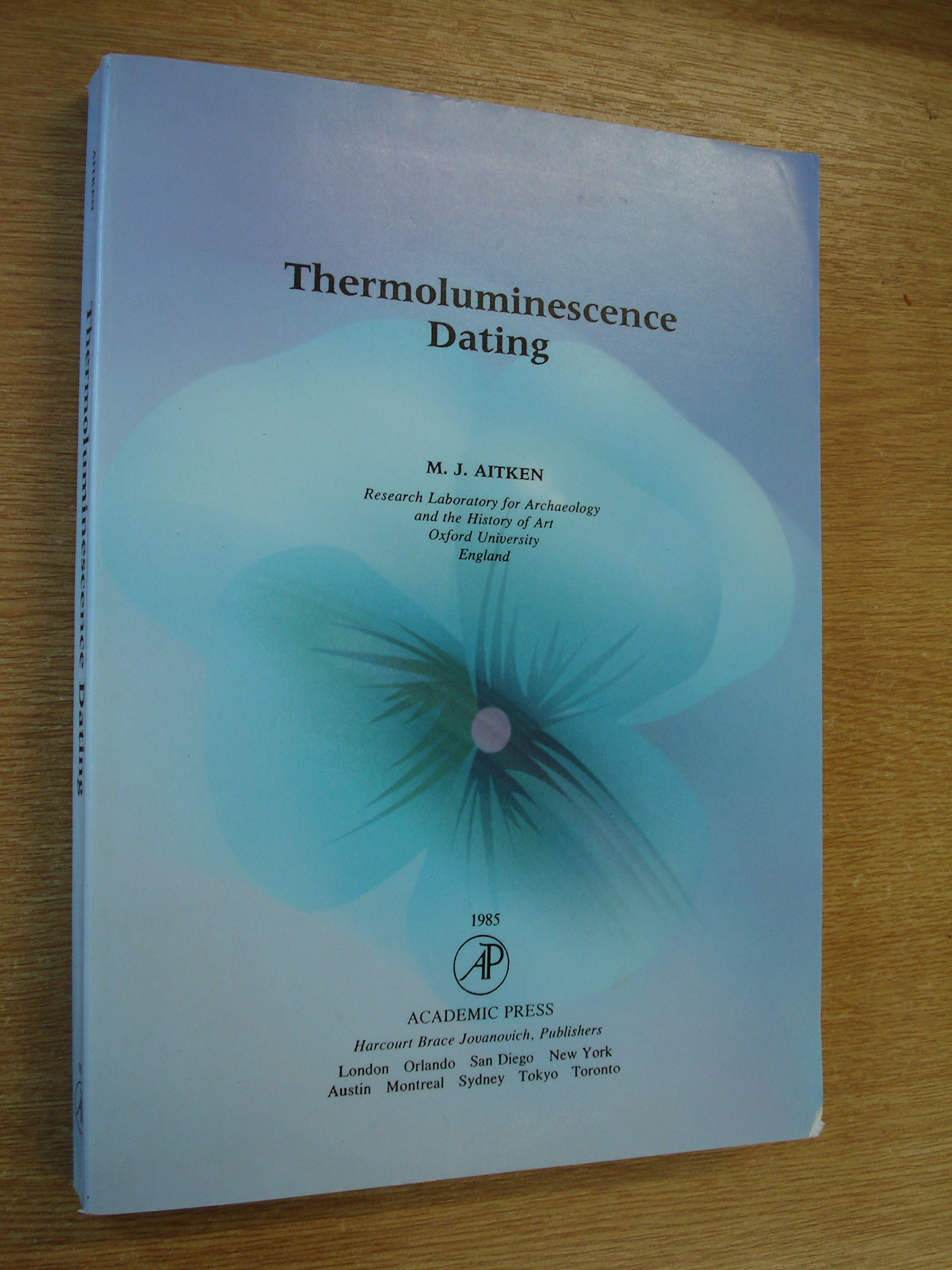thermoluminescence dating laboratory