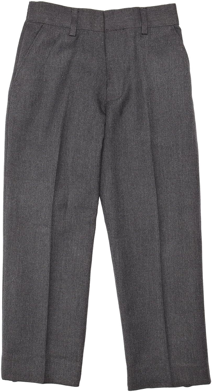 Trutex Limited Boys Elastic Back Plain Trousers