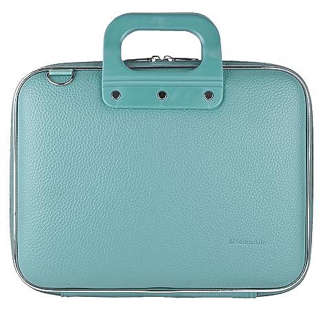 f48631493da9 Aqua Blue Shoulder Bag Briefcase DBPower 9.5-Inch 10.5